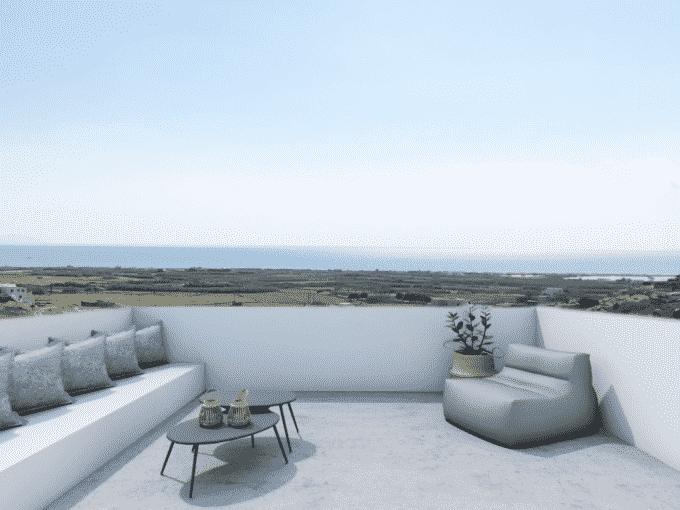 La Valle C - Villa with private pool and sea view - Mikri Vigla