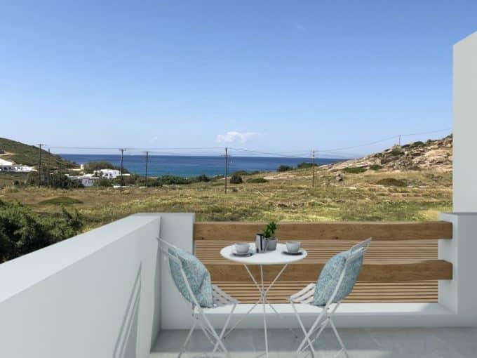Jotta 2 - Villa with Private garden & Great Sea View - Stelida