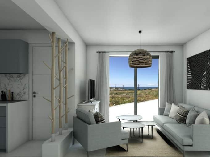 Jotta 3 - Villa with Great Sea View - Stelida